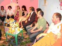 На зустрічі віруючих з директорами