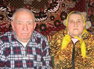 Иван и Мария  Харитонюки, 2008.